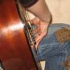 Вернем гитару на место