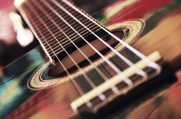 Видеокурс игры на гитаре